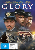 Glory on DVD