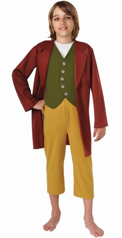 The Hobbit: Bilbo Baggins Costume - (Medium)