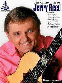 The Guitar Style Of Jerry Reed by Dobbins