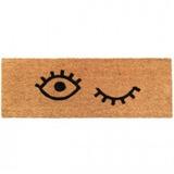 General Eclectic Doormat - Wink