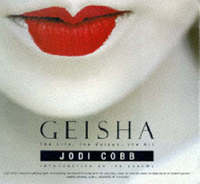 Geisha by Jodi Cobb image