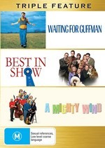 Waiting For Guffman / Best In Show / A Mighty Wind - Triple Feature (3 Disc Set) on DVD