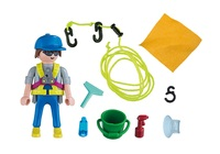 Playmobil: Special Plus - Window Cleaner image