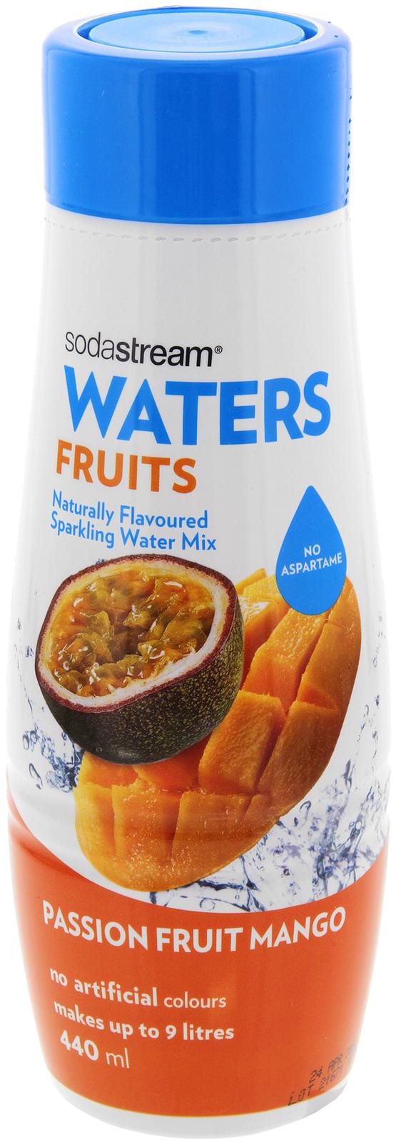 0e2d776ca2ca Sodastream Fruits - Passionfruit Mango (440ml) | at Mighty Ape NZ