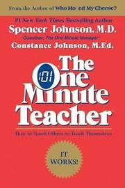 The One Minute Teacher by Spencer Johnson