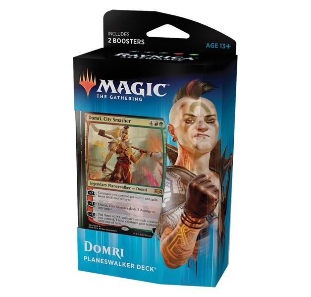Magic The Gathering: Ravnica Allegiance Domri Planeswalker Deck