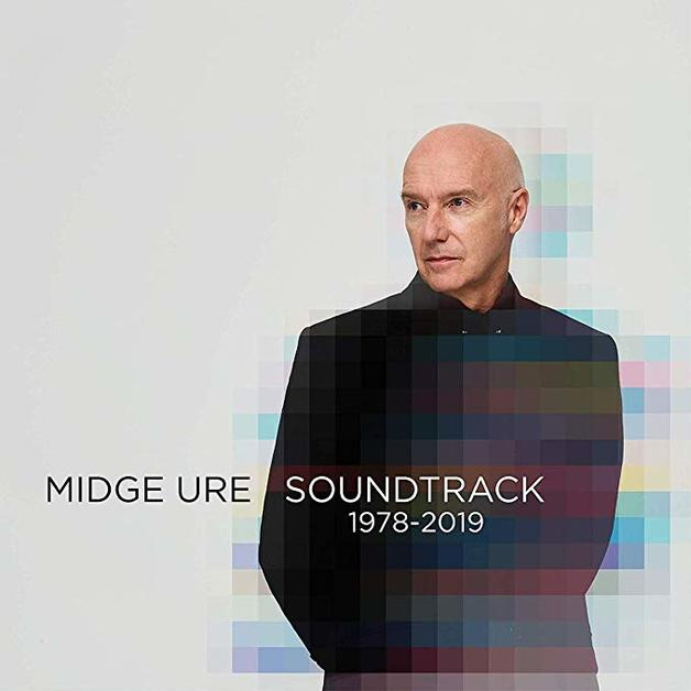 Soundtrack: 1978-2019 (2CD/DVD) by Midge Ure