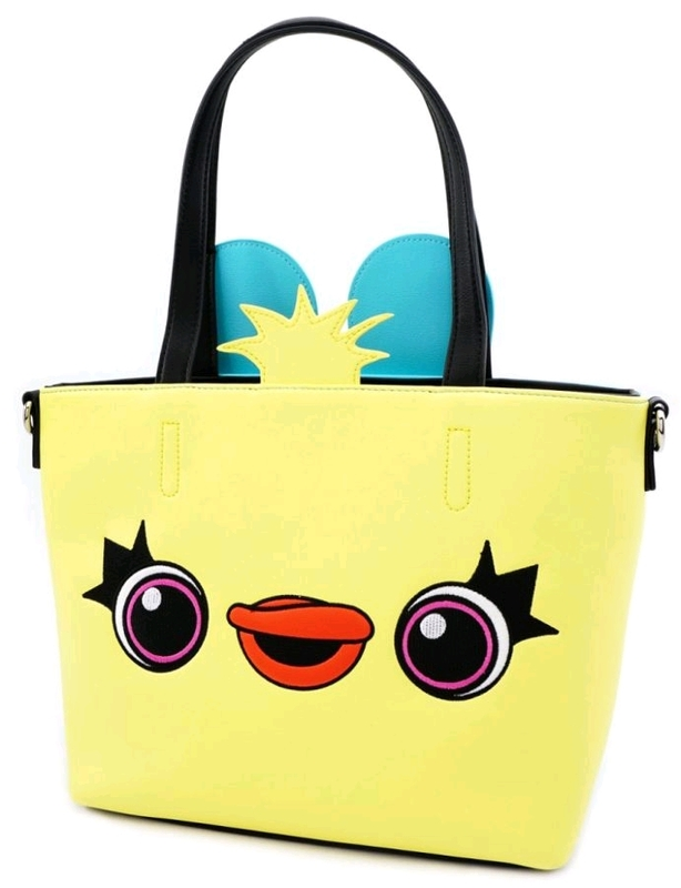 Loungefly: Toy Story 4 - Ducky / Bunny Tote Bag