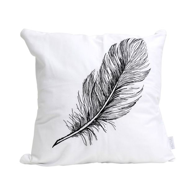 Splosh: Tranquil Embroidered Cushion