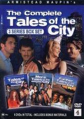 Tales Of The City Box Set on DVD