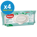 Huggies Baby Wipes Value Box - Fragrance Free (4 Pks - 320 Wipes)