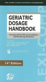 Geriatric Dosage Handbook image
