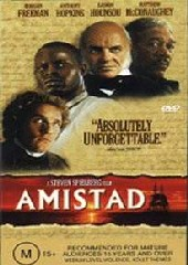 Amistad on DVD