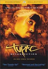 Tupac - Resurrection on DVD