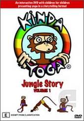 Kinda Yoga Volume 1 Jungle Story on DVD