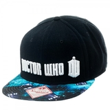 Doctor Who Space Bill Snapback Cap