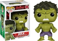 Marvel Avengers 2 Hulk Pop! Vinyl Figure