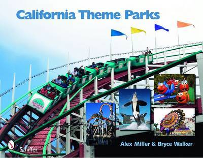 California Theme Parks by Alex Miller image