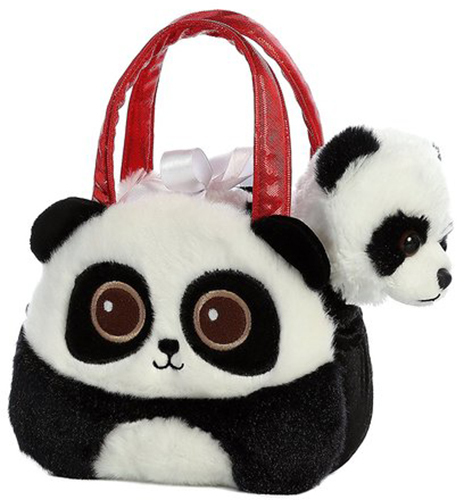 Aurora: Fancy Pal Pet Carrier - Panda