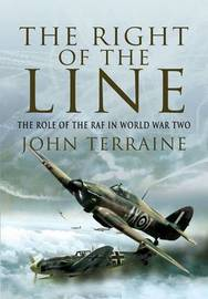 The Right of the Line by John Terraine image