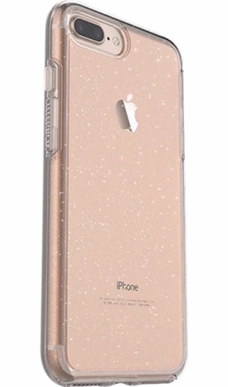 huge discount ae590 6b748 OtterBox Symmetry Clear Case for iPhone 7 Plus/8 Plus - Stardust