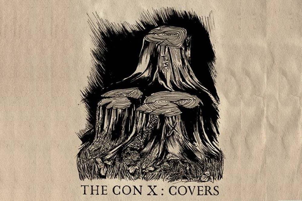 The Con X: Covers (LP) by Tegan and Sara image