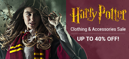 Harry Potter Clothing Sale