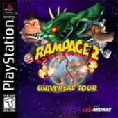 Rampage 2: Universal Tour for