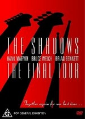 The Shadows: The Final Tour on  image