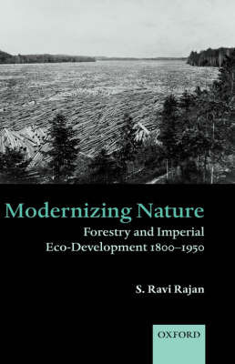 Modernizing Nature by S. Ravi Rajan