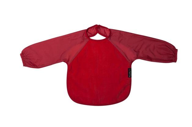 Mum 2 Mum Sleeved Wonder Bib (18-36 Months) - Red