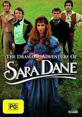 Sara Dane (3 Disc Set) on DVD