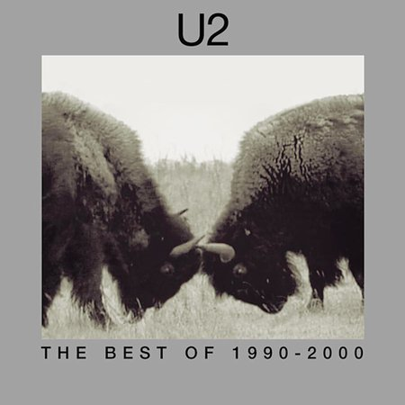 The Best Of 1990-2000 by U2 image