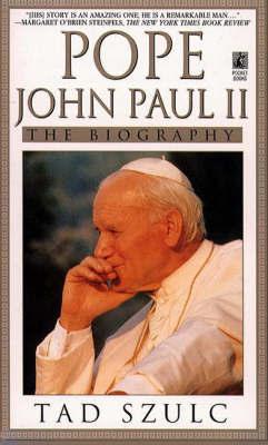 Pope John Paul II by Tad Szulc image