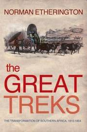 The Great Treks by Norman Etherington image