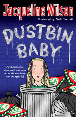 Dustbin Baby by Jacqueline Wilson image