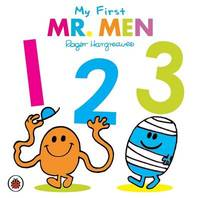 Mr Men and Little Miss: My First 123 by Roger Hargreaves