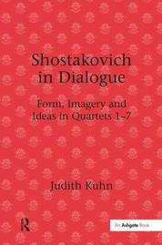 Shostakovich in Dialogue by Judith Kuhn image