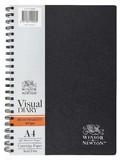Winsor & Newton Drawing Diary Wiro 200gsm 40 Sheet A4