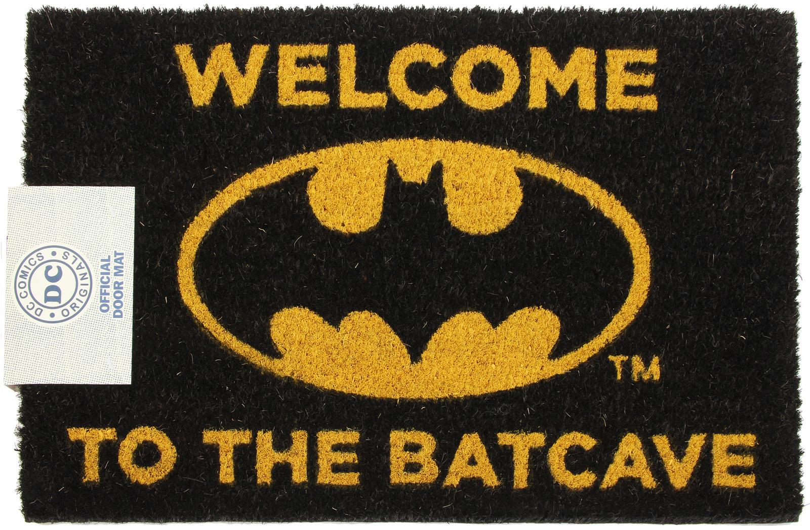 DC Comics Batman Doormat image