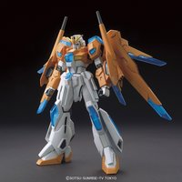 HGBF 1/144 Scramble Gundam - Model Kit image
