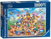 Ravensburger : Disney Carnival Character Puz (1000 Pcs)