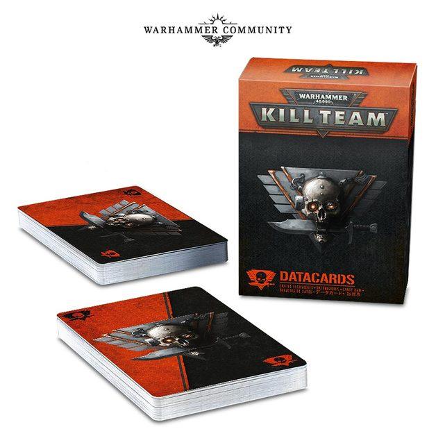 Warhammer 40,000: Kill Team - Datacards