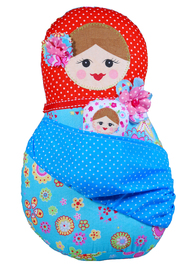 Matryoshka Doll Doorstop