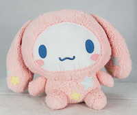 Cinamoroll Big Plush - MokoMoko Room Wear- Pink
