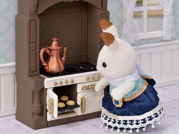 Sylvanian Families - Gourmet Kitchen Set