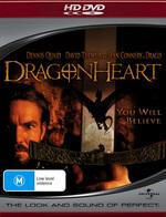 DragonHeart on HD DVD