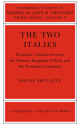 The Two Italies by David Abulafia image