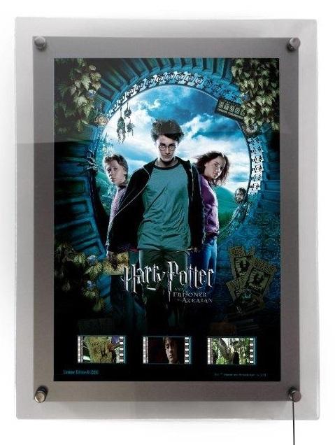 FilmCells: Harry Potter (Prisoner of Azkaban) - Acrylic LightCell