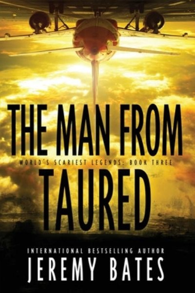 The Man from Taured by Jeremy Bates